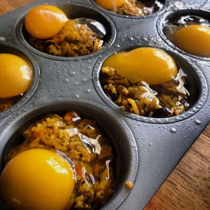 reinvent: chicken and rice